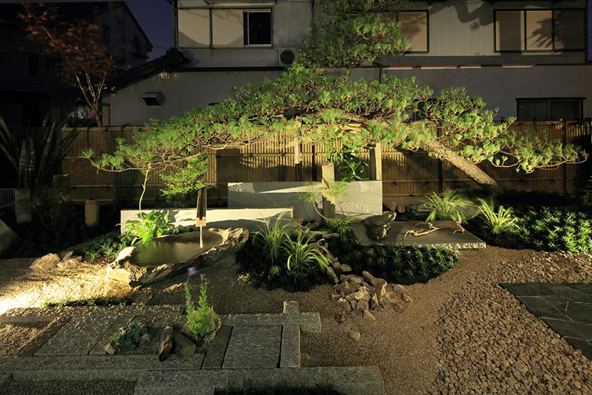 外構京都の歴史ある庭師による趣のあるお庭